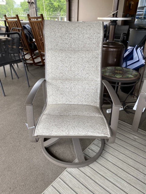 Tropitone High Back Swivel Rocker