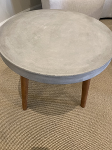 "Alfresco Home 20"" Round Side Table"