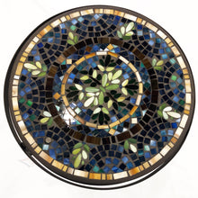 "Load image into Gallery viewer, 18"" Lake Como Mosaic Table"