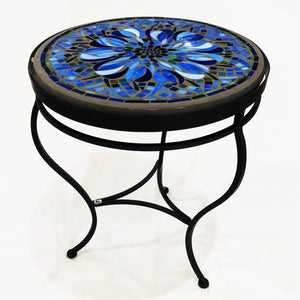 "18"" Bella Bloom Mosaic Table"