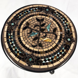 "18"" Provence Mosaic Table"