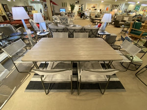 Brown Jordan — Seven Piece Dining Group