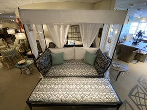 Lane Venture Group — Daybed, Ottoman and Canopy
