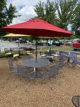 Load image into Gallery viewer, Woodard Outdoor Seven Piece Seating Group