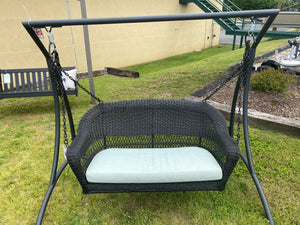 Cushion for Outdoor Swing — The Patio Shop by Erwin
