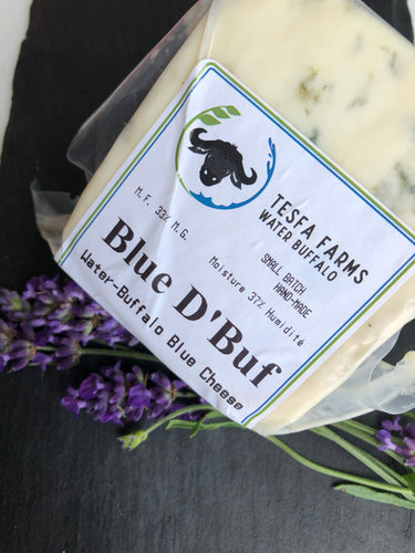 Water buffalo Blue Cheese