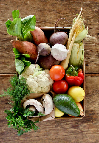 Fresh Fruit and Vegetable Boxes | Food Boxes Sydney