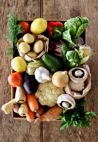 OUR FARM FRESH VEGETABLE BOXES (FROM $39)