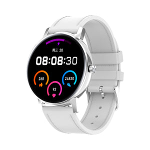 NUODEV HYBRID SMART WATCH WHITE - Hybridus