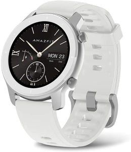 HUAMI GTR SMART WATCH MOONLIGHT WHITE - Hybridus