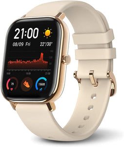 HUAMI GTS SMART WATCH GOLD - Hybridus