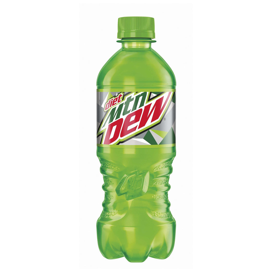 Diet Mtn Dew 20 OZ