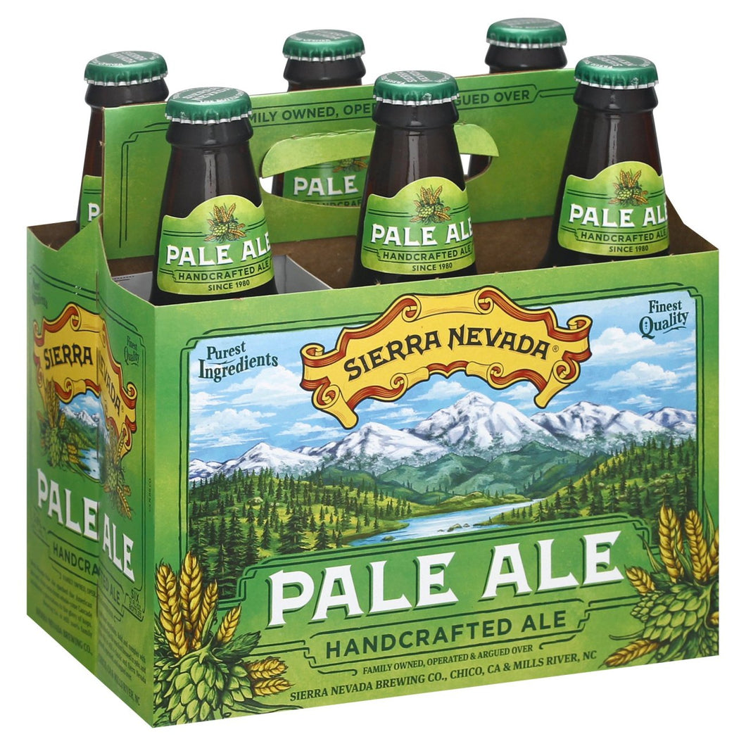Sierra Nevada Pale Ale - Grapes & Hops Deli
