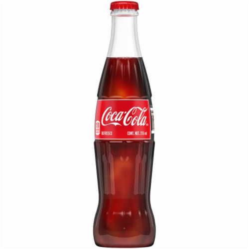 Glass Coca-Cola 12 OZ