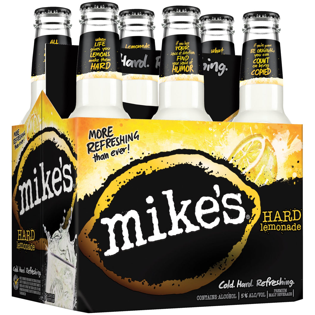 Mike's Hard Lemonade - Grapes & Hops Deli