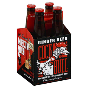 Cock & Bull Ginger Beer - Grapes & Hops Deli