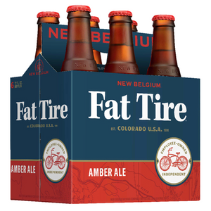 Fat Tire Amber Ale - Grapes & Hops Deli