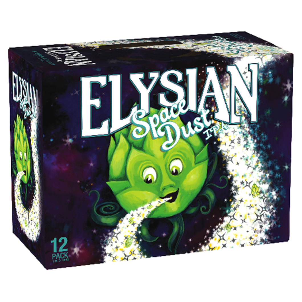 Elysian Brewing Space Dust IPA - Grapes & Hops Deli