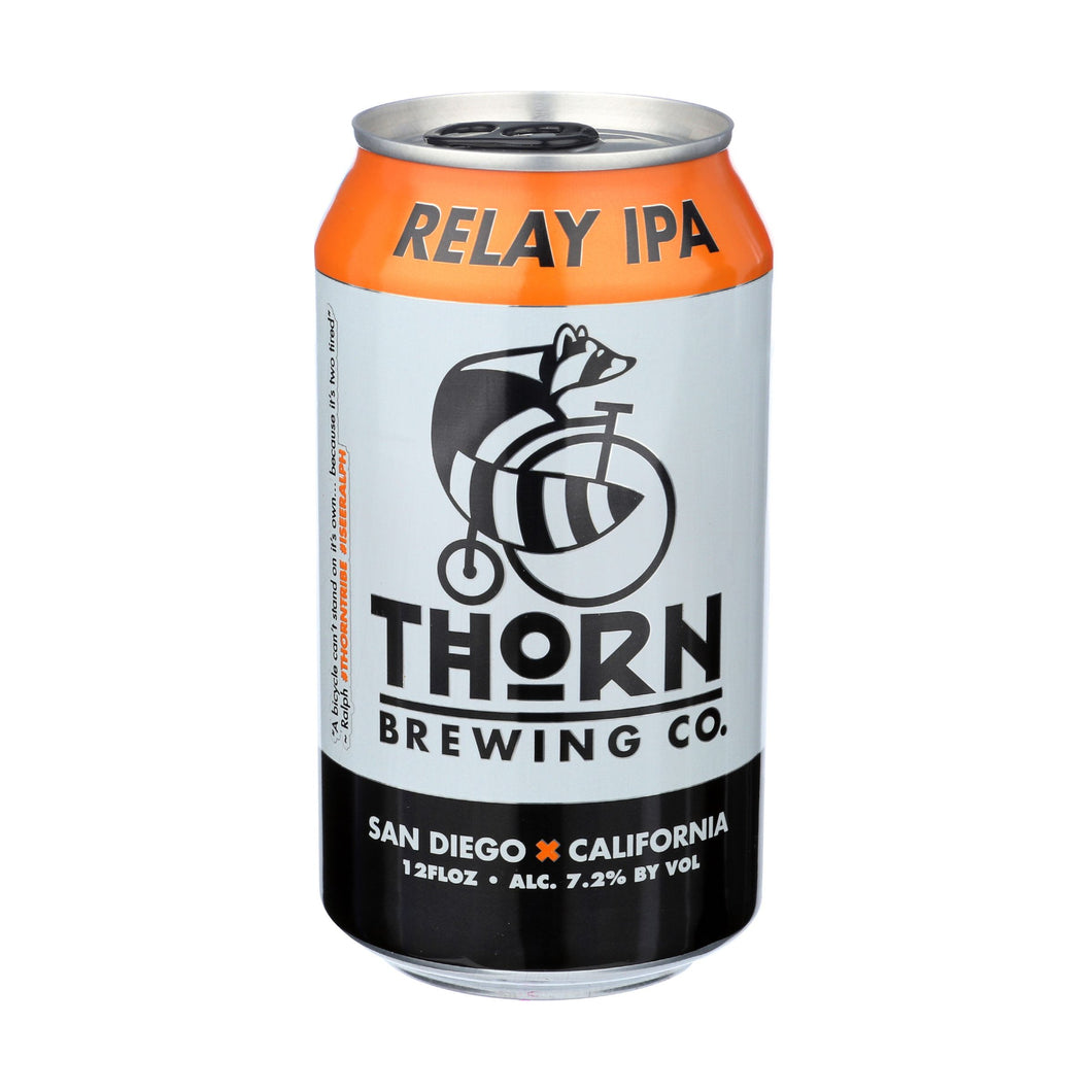 Thorn Brewing Relay IPA - Grapes & Hops Deli