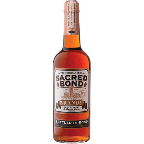 Sacred Bond Brandy 4 Yrs - Grapes & Hops Deli