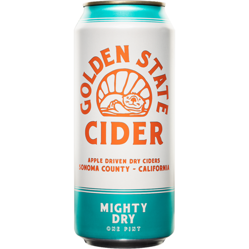 Golden State Cider Mighty Dry - Grapes & Hops Deli