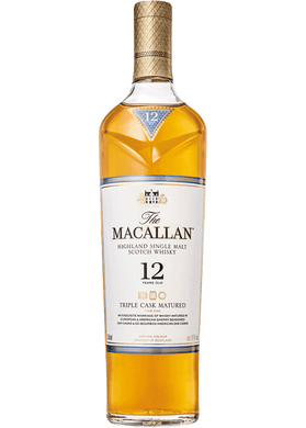 Macallan 12 Triple Cask Matured 12 Years - Grapes & Hops Deli