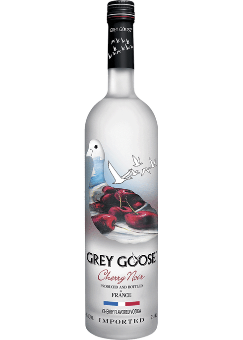Grey Goose Cherry Noir Vodka - Grapes & Hops Deli