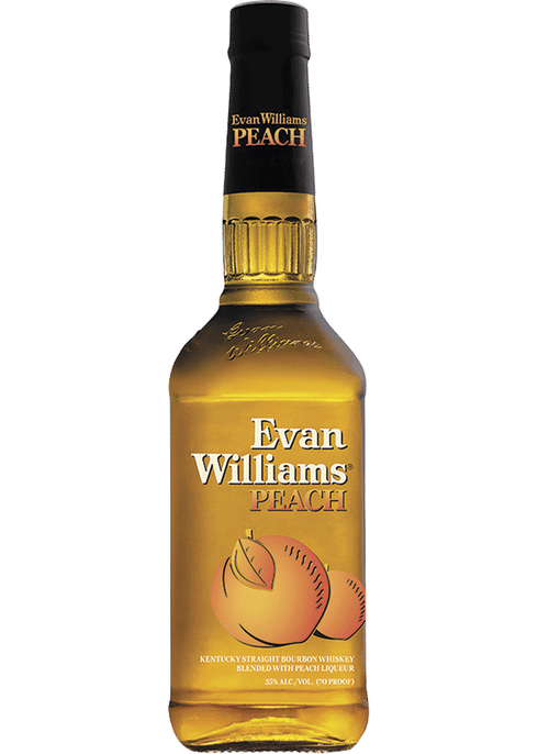 Evan Williams Peach