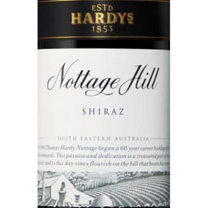 Hardys Nottage Hill Shiraz 2012 - Grapes & Hops Deli