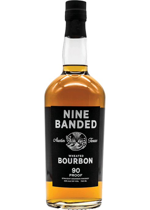 Nine Banded Wheated Bourbon 90 Proof