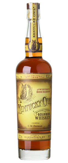 Kentucky Owl Kentucky Straight Bourbon Whiskey