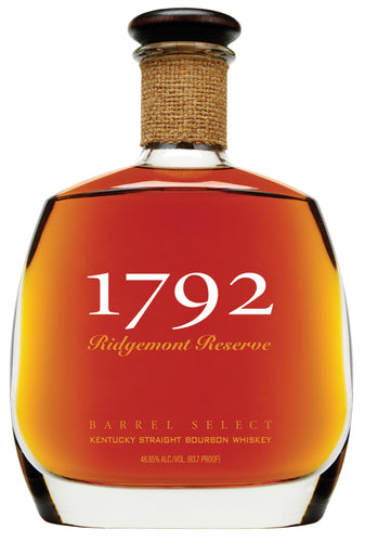 1792 Ridgemont Reserve Bourbon - Grapes & Hops Deli