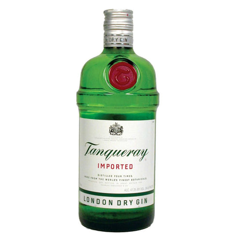 Tanquerey London Dry Gin - Grapes & Hops Deli