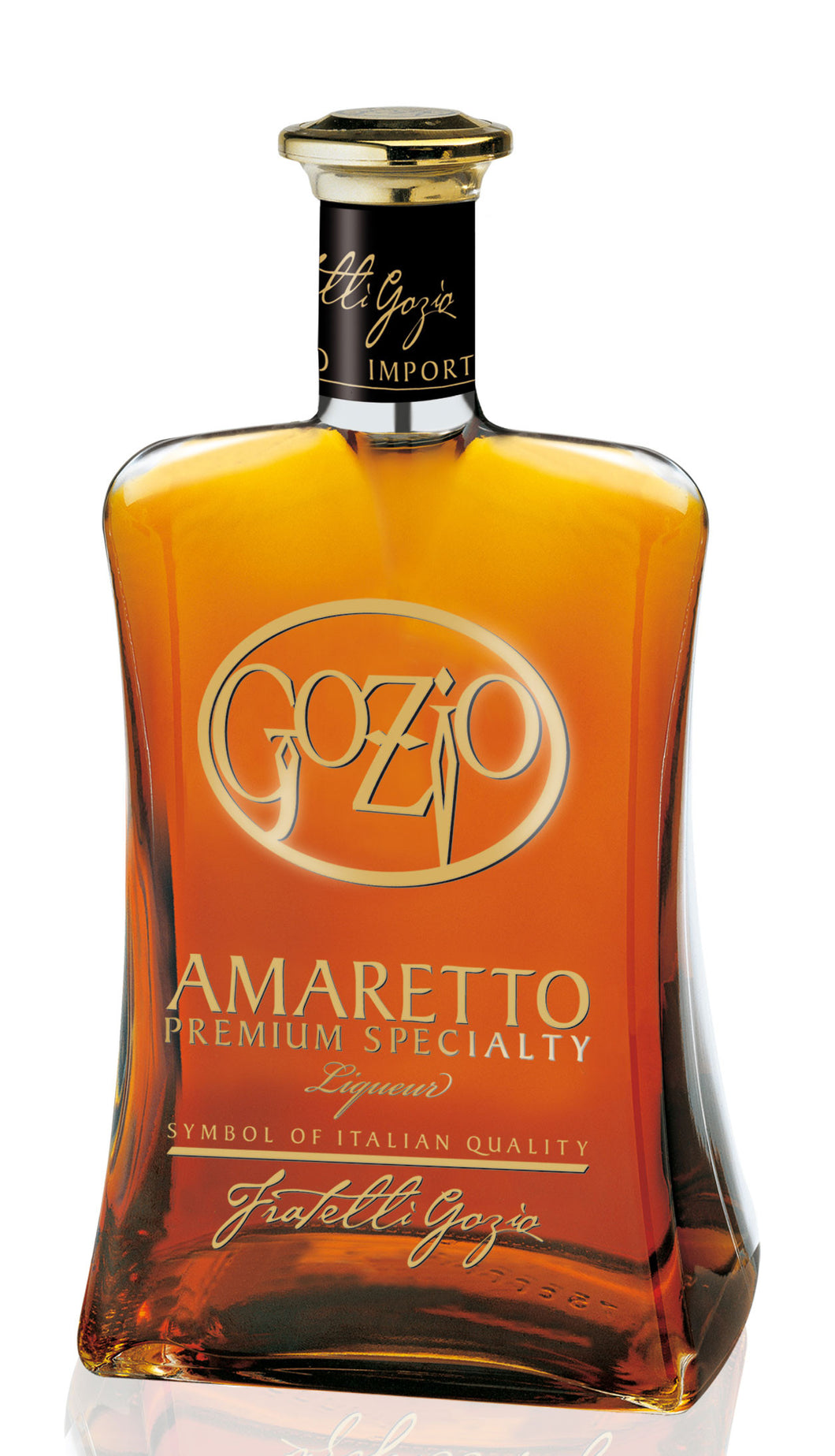 Gozio Amaretto - Grapes & Hops Deli