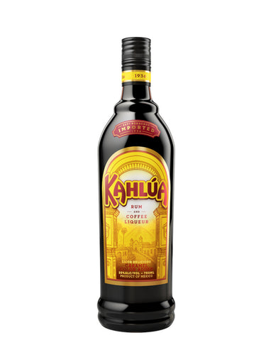 Kahlua Rum Coffee Liqueur - Grapes & Hops Deli