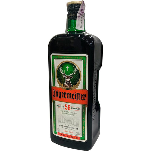 Jagermeister - Grapes & Hops Deli