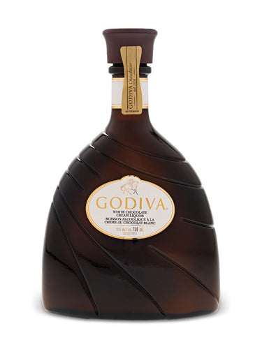 Godiva White Chocolate Liqueur - Grapes & Hops Deli