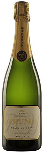 Trump 2009 Blanc De Blanc - Grapes & Hops Deli