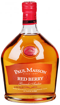 Paul Masson Red Berry Brandy - Grapes & Hops Deli