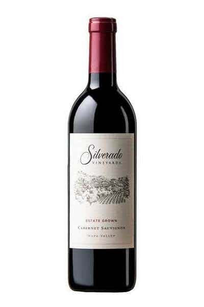 Silverado 2016 Estate Grown Cabernet Sauvignon - Grapes & Hops Deli