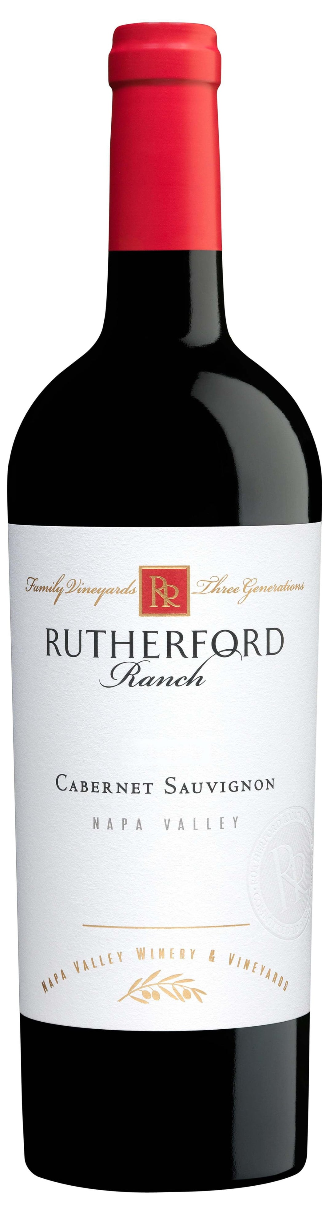 Rutherford Rancho Cabernet Sauvignon 2015 Napa Valley - Grapes & Hops Deli