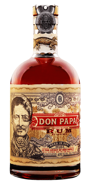 Don Papa Small Batch Rum Aged In Oak