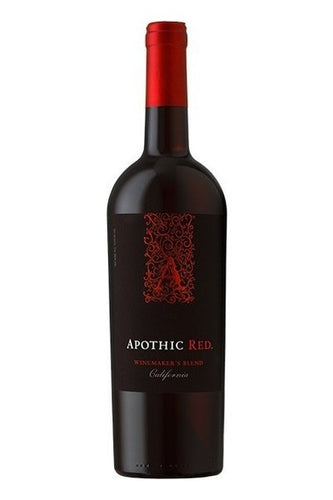 Apothic Red 2014 - Grapes & Hops Deli