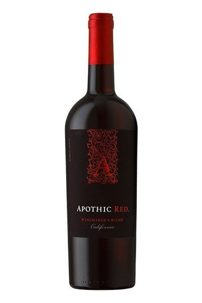 Apothic Red 2018 - Grapes & Hops Deli