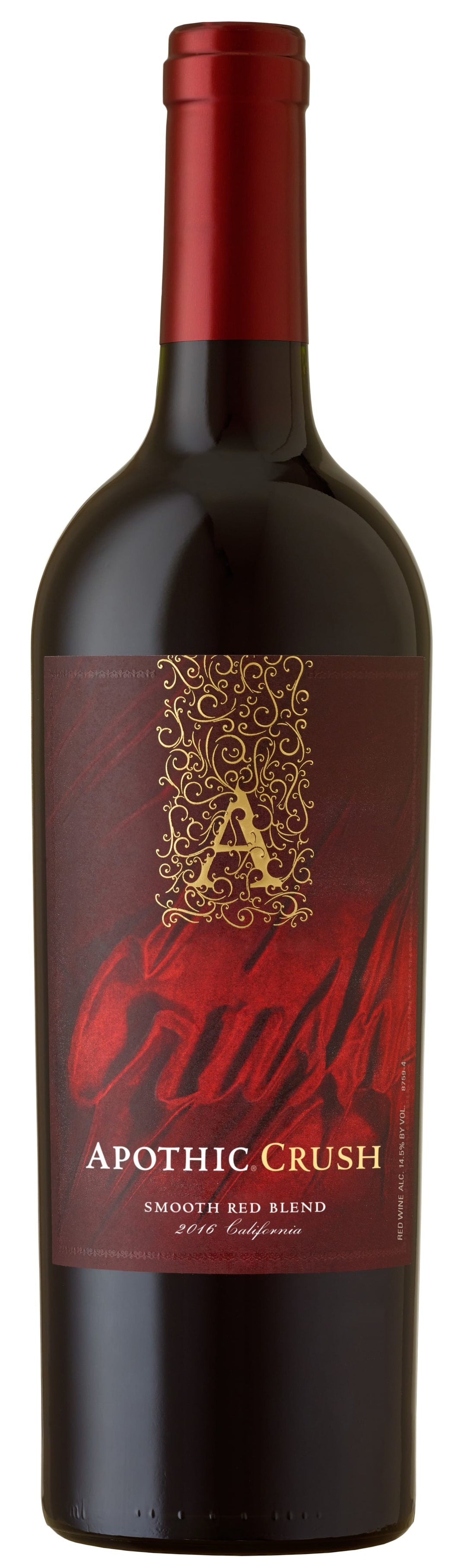 Apothic Crush Smooth Red Blend - Grapes & Hops Deli