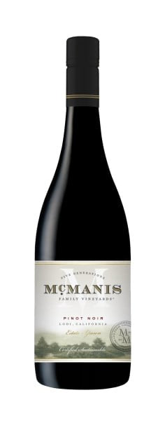McManis 2017 Pinot Noir - Grapes & Hops Deli