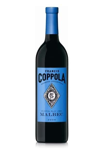 Francis Coppola Diamond Collection Celestial Blue Label Malbec - Grapes & Hops Deli
