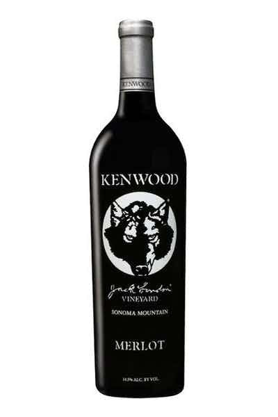 Kenwood Jack London Vineyard 2011 Merlot - Grapes & Hops Deli