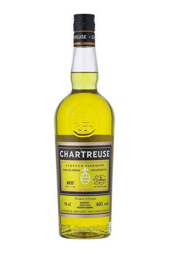 Chartreuse Yellow - Grapes & Hops Deli