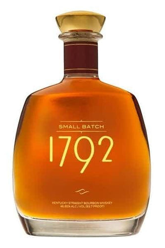 1792 Small Batch Kentucky Straight Bourbon Whiskey (93.7 Proof) - Grapes & Hops Deli